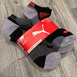 🆕 Puma Low Cut Men's Socks